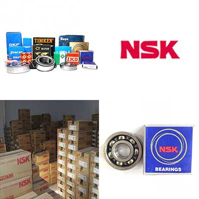 NSK 6872 Bearing Packaging picture